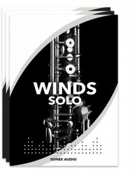 木管独奏音源Sonex Audio Woodwinds Solo KONTAKT