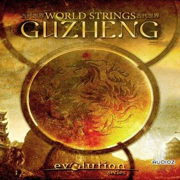 世界弦乐古筝音源Evolution Series World Strings Guzheng KONTAKT