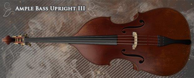 贝斯音源Ample Sound Ample Bass Upright III v3.00