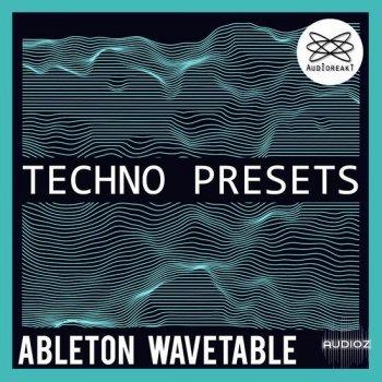 电子音乐制作预设音源Audioreakt Ableton Wavetable Techno Bank MULTiFORMAT