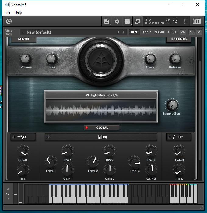电子音乐制作Audio Imperia – Terraform v1.2 KONTAKT