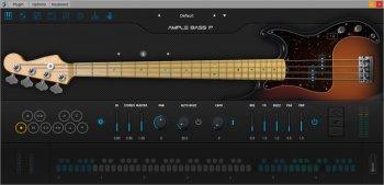 贝斯音源Ample Sound Ample Bass P III v3.00 WiN
