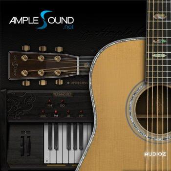 吉他音源Ample Sound Ample Guitar M III v3.01 MacOS