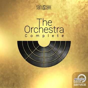 最佳管弦乐团音源Best Service The Orchestra Complete KONTAKT