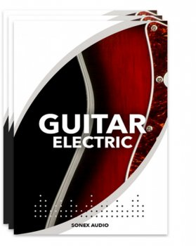 吉他音源Sonex Audio Electric Guitars KONTAKT