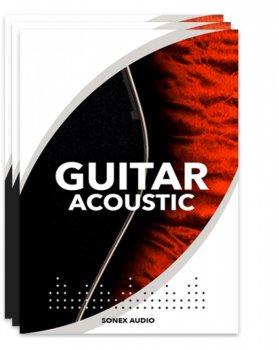 吉他音源Sonex Audio Acoustic Guitars KONTAKT