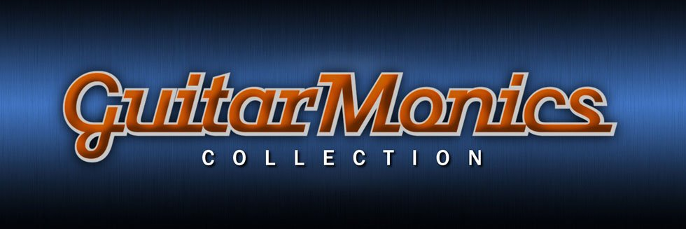 虚拟吉他音源SoundCues GuitarMonics Collection KONTAKT