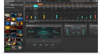 鼓组合成器Native Instruments Maschine 2 Factory Library v1.3.4