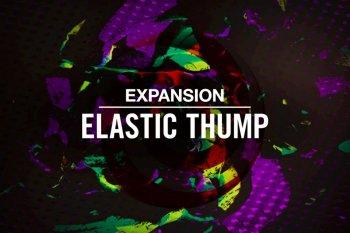 低音贝斯音源合成器Native Instruments Elastic Thump v2.0.1