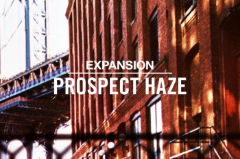 嘻哈编曲采样音源音效Native Instruments Maschine Expansion Prospect Haze v2.0.2