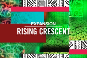 采样音效素材Native Instruments Maschine Expansion Rising Crescent v2.0.1