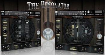 自动和弦伴奏工具Indiginus The Resonator KONTAKT