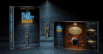 铜管音源Indiginus Blue Street Brass KONTAKT