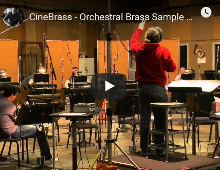 管弦乐铜管音源Cinesamples CineBrass CORE 1.7d KONTAKT