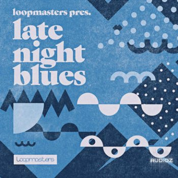 深夜蓝调音效素材Loopmasters Late Night Blues ALP for Ableton Live 9.7.5