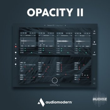 影视配乐吉他音源Audiomodern Opacity II KONTAKT