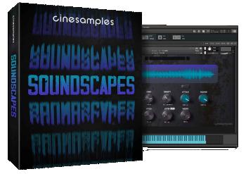 管弦乐音源Cinesamples Soundscapes KONTAKT