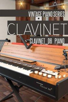 深度采样钢琴音源 Vintage Series Studio Clavinet KONTAKT