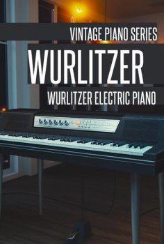 复古电钢琴音源8dio Studio Vintage Series Wurlitzer Electric Piano KONTAKT