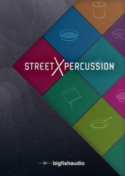 街头打击乐音源Big Fish Audio Street Percussion KONTAKT