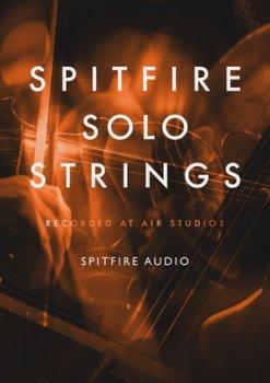 喷火独奏弦乐小提琴音源Spitfire Solo Strings KONTAKT