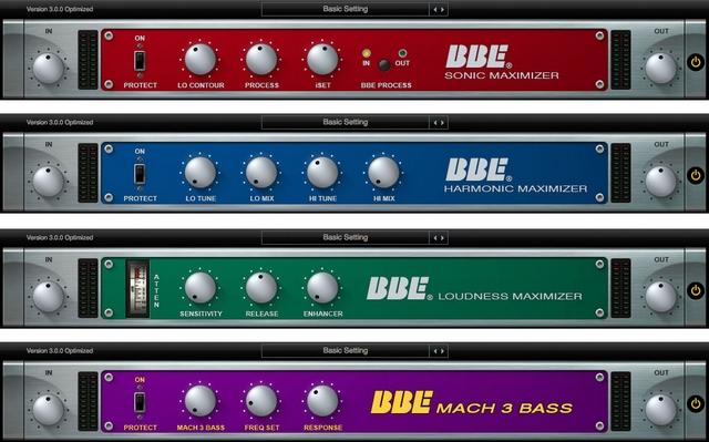 效果激励器BBE Sound Sonic Sweet v4.0.0 WiN / OSX