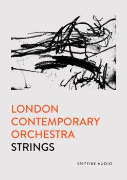 喷火伦敦当代管弦乐音源Spitfire London Contemporary Orchestra Strings KONTAKT
