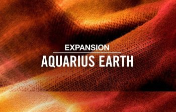采样音效素材包Native Instruments Aquarius Earth Expansion v1.0.0