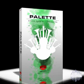 旋律管弦乐音源Red Room Audio Palette RRA002 Melodics v1.1