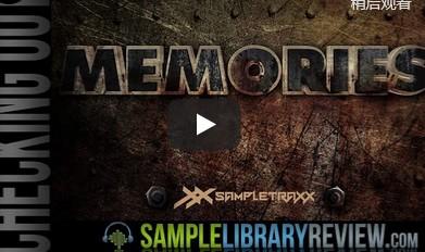 魔幻音源音效素材库SampleTraxx MEMORIES KONTAKT