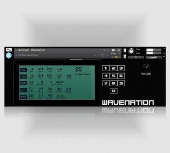 日本著名合成器音源Autodafe WaveNation KONTAKT