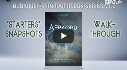 影视管弦乐音源Audiofier Aerkord v1.2.1 KONTAKT