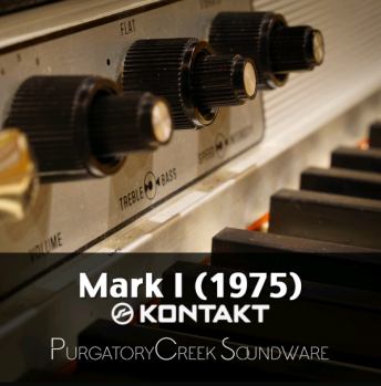 经典电钢琴音源PurgatoryCreek Soundware Mark I (1975) For NATiVE iNSTRUMENTS KONTAKT