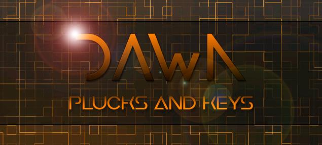 弹拨合成器音源Ecliptiq Audio DAWN For NATiVE iNSTRUMENTS KONTAKT