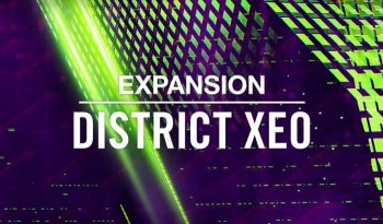 电子音乐制作扩展包音源Native Instruments Expansion DISTRICT XEO v1.0.0