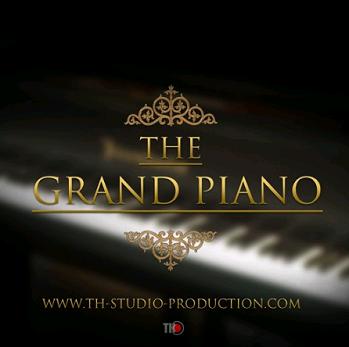纯天然大钢琴音源THE GRAND PIANO KONTAKT