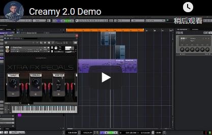 吉他音色库Angel Cano Creamy v2.0 KONTAKT音源