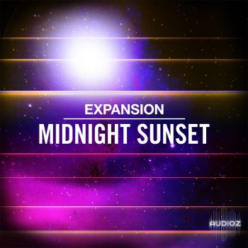 老式经典音色扩展Native Instruments Expansion Midnight Sunset v1.0.0