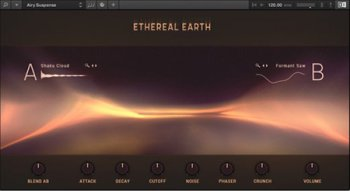 混合电子乐器音源Native Instruments Ethereal Earth v1.1.0 KONTAKT