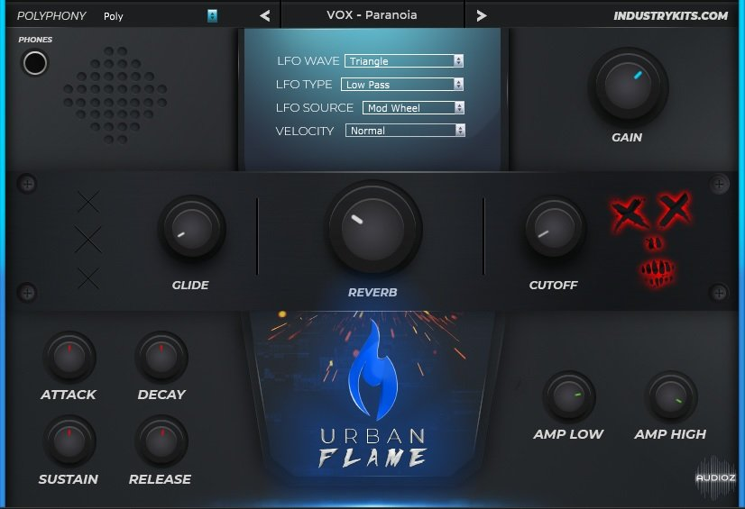 综合乐器音源IndustryKits Urban Flame v1.0 VST 64Bit