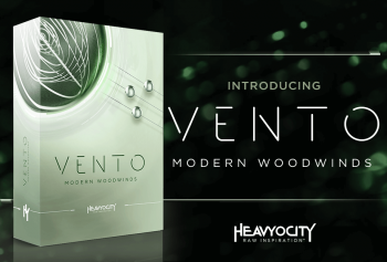 现代木管音源Heavyocity VENTO: Modern Woodwinds KONTAKT