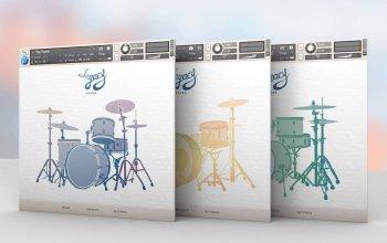 传统架子鼓音源Wavesfactory Legacy Drums KONTAKT