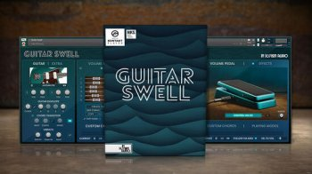 简单易用的吉他音源In Session Audio Guitar Swell KONTAKT