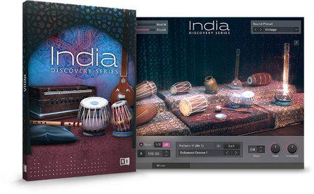 印度民族音源Native Instruments Discovery Series KONTAKT音色