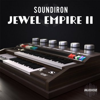 珠宝帝国2电子琴音源Soundiron Jewel Empire II KONTAKT