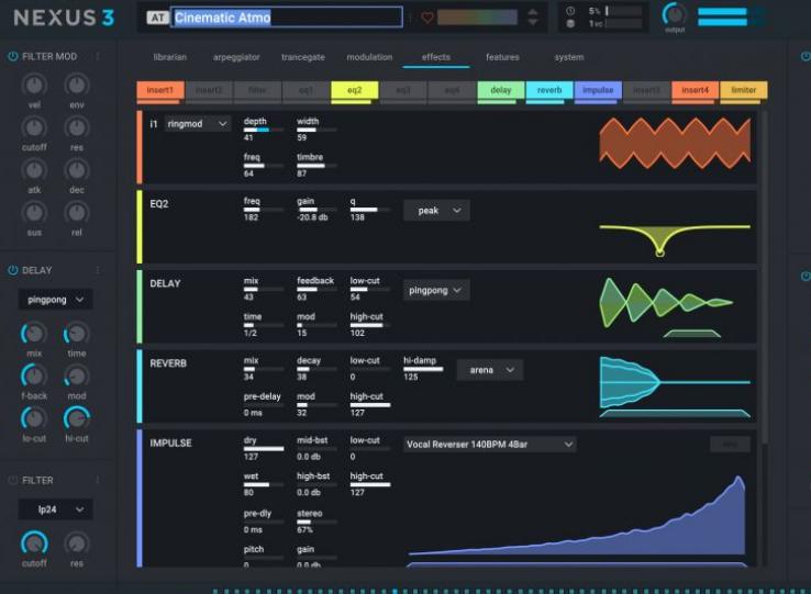 reFX Nexus 3编曲合成器完整版音源下载,附安装教程插图