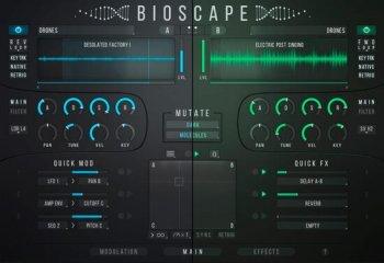 影视配乐音源Luftrum Bioscape v1.2 KONTAKT