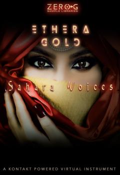 人声音效素材Zero-G ETHERA Gold Sahara Voices KONTAKT