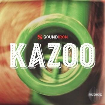 卡祖笛音源Soundiron Kazoo v2.0 KONTAKT
