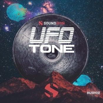 金属调音打击乐音源Soundiron UFO Tone KONTAKT